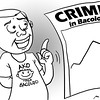 Sun.Star Bacolod editorial cartoon on crime in Bacolod
