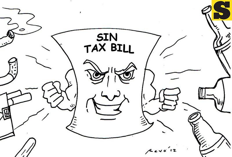 Sun.Star Bacolod editorial cartoon