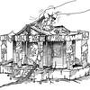 Rebuilding palace -- Sun.Star Cebu editorial cartoon for October 24, 2013