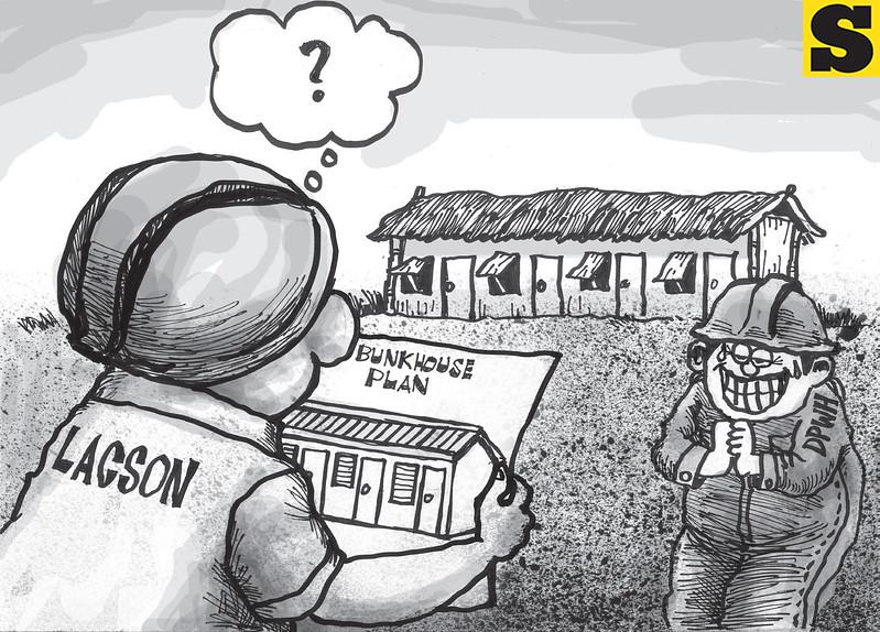 Sun.Star Cebu editorial cartoon on