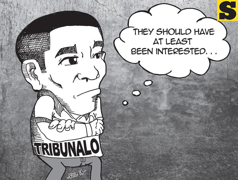 Sun.Star Cebu ediitorial cartoon on Fiilpinos' culture of confidence during disaster, calamities