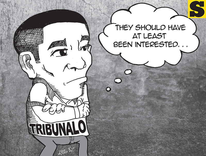 Sun.Star Cebu ediitorial cartoon on Fiilpinos' culture of confidence during disaster, calamities