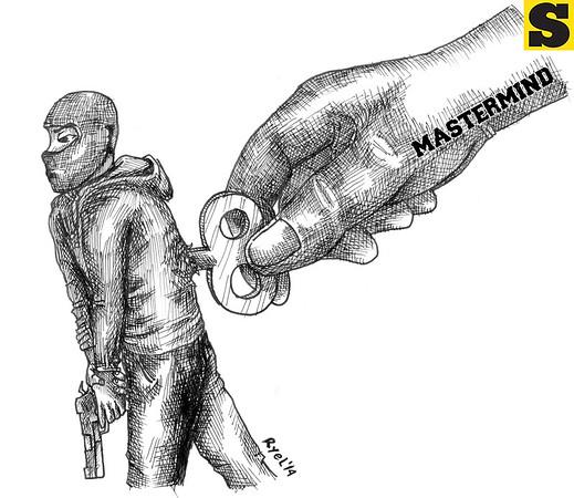 Superbalita Cebu editorial cartoon for June 26, 2014