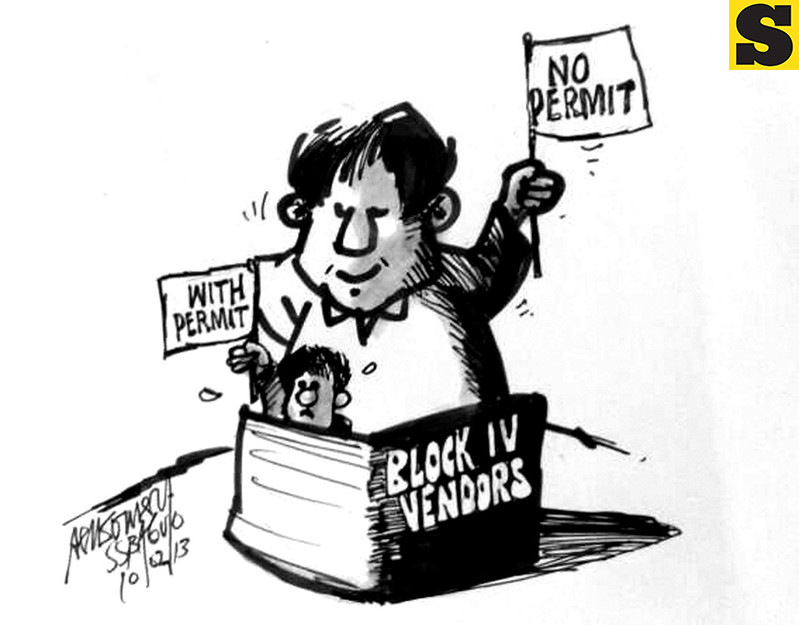Sun.Star Baguio editorial cartoon for October 2, 2013