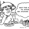 Sun.Star Bacolod editorial cartoon on poor Filipino family