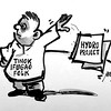 Sun.Star Baguio editorial cartoon for October 9, 2013