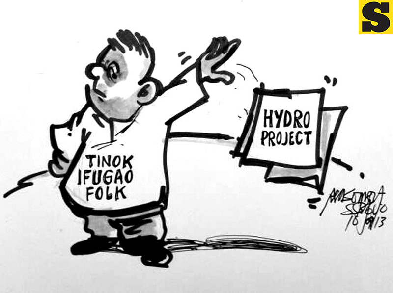 Sun.Star Baguio editorial cartoon for October 9, 2013