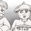 SunStar Bacolod editorial cartoon on Benham Rise
