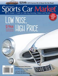 SPORTS CAR MARKET September2012-1