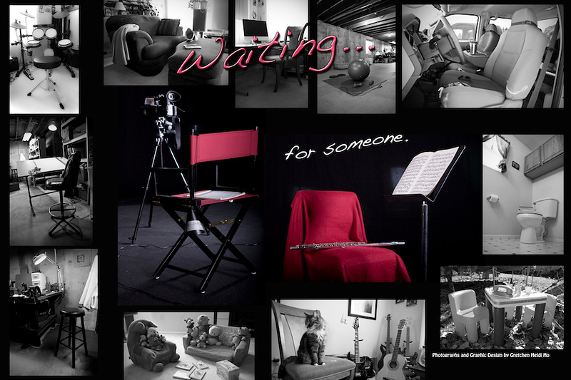 "Photos and Poster done for Photo Art submission for 2011 North Metro ""CHAIRity"" Art Event, HeART for CASA and TASHCO, Auction Event Thursday May 5th, Thornton Arts and Culture Center"