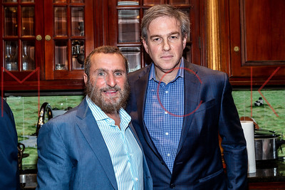 New York, NY - June 14:   A discussion on anti-semitism with Rabbi Shmuley Boteach, Bret Stephens and Polish Consul General Adrian Kubickyi, New York, USA