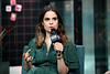 """Amy Hoggart visits the BUILD Speaker Series discussing her new truTV series """"It's Personal with Amy Hoggart"""", New York, USA"""