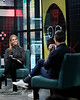 """""""Curb Your Enthusiasm"""" star, Cheryl Hines, visits the BUILD Speaker Series, New York, USA"""
