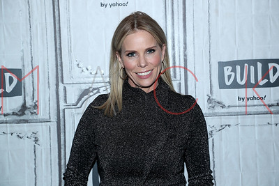 """New York, NY - February 03:  """"Curb Your Enthusiasm"""" star, Cheryl Hines, visits the BUILD Speaker Series"""