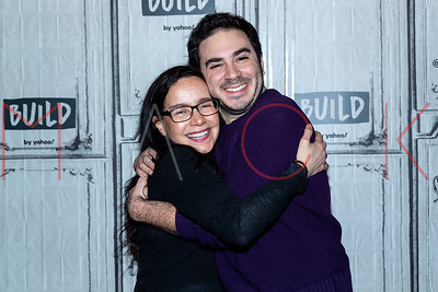"""New York, NY - January 28:  The BUILD Speaker Series: Discussing the new film """"Come As You Are"""""""