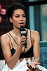 """Jurnee Smollett-Bell visits the BUILD Speaker Series, discussing the comic-book spinoff """"Birds of Prey"""", New York, USA"""