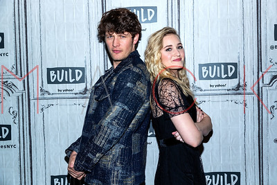 """New York, NY - January 30:  BUILD Speaker Series discussing """"Schooled"""", the ABC sitcom spinoff of """"The Goldbergs""""."""