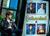 "BUILD Speaker Series discussing ""Schooled"", the ABC sitcom spinoff of ""The Goldbergs"", New York, USA"
