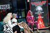 "BUILD Speaker Series: Discussing ""Bartschland Follies"" cabaret show at the Mckittrick Hotel, New York, USA"