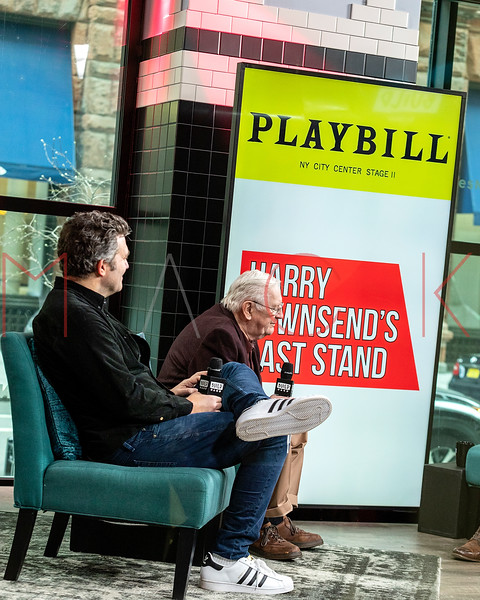 """BUILD Speaker Series: Discussing the new play """"Harry Townsend's Last Stand"""", New York, USA"""