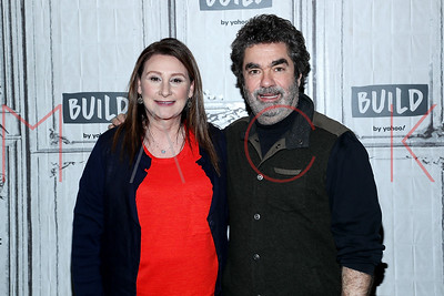 """New York, NY - February 03:  BUILD Speaker Series: Discussing the second season of the STARZ docuseries """"Wrong Man"""", New York, USA"""