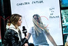 "Chelsea Cutler visits the BUILD Speaker Series to discuss her new album, ""How To Be Human"", New York, USA"