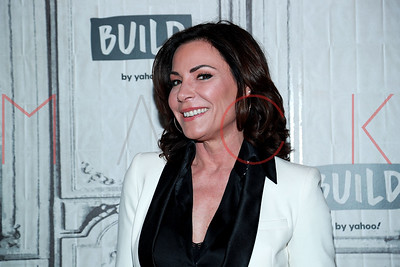 New York, NY, USA. 12 January, 2020. Countess Luann de Lesseps at the BUILD Speaker Series: X Change Rate Show.
