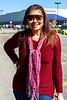 Elizabeth at Panera Bread, Piscataway, USA