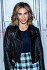 """Jillian Michaels visits the BUILD Series discussing """"My Fitness by Jillian Michaels"""" app, New York, USA"""