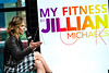 "Jillian Michaels visits the BUILD Series discussing ""My Fitness by Jillian Michaels"" app, New York, USA"