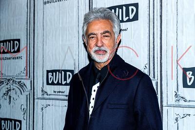 "New York, NY - January 26:  Joe Mantegna visits the BUILD Series to discuss the 15th season of ""Criminal Minds""."