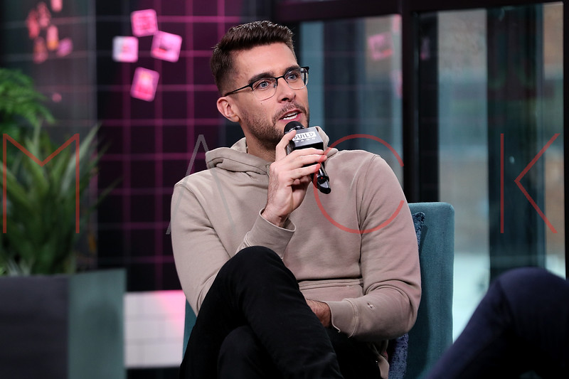 "Josh Segarra visits the BUILD Series to talk about the new Netflix series, ""AJ and The Queen"", New York, USA"