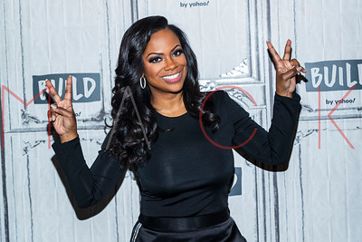 """New York, NY - January 12:  Kandi Burruss visits the BUILD Series to discuss season 12 of """"The Real Housewives of Atlanta"""""""