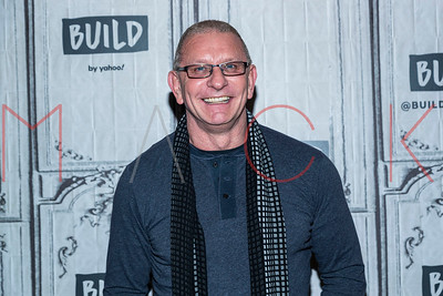 """New York, NY - January 12:  Chef Robert Irvine visits the BUILD Series to discuss the Food Network series """"Restaurant: Impossible"""""""