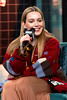 "Victoria Pedretti visits the BUILD Series discussing Season Two of ""You"", New York, USA"