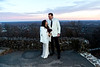 Wedding of Kathrine Hollander and Terry Camp, Green Brook Township, USA