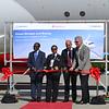 Kenya Airways and Boeing officials partnered to send medical supplies to children in Kenya. (Photo/Liz Segrist)