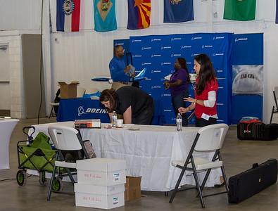 Charleston high school STEM career fair 2016