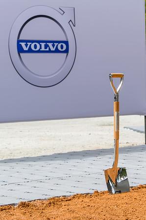 Volvo Groundbreaking event