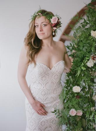 Bridal Style, A. Carrubba & Michelle Jean Floral Design