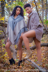 Photographer: Hank Pegeron Models: Tamoya Lindo & Shanna Davis MUA/Stylist: Shanna Davis Location: Greenbelt. Marckit Model Management. www.marckitimagery.com