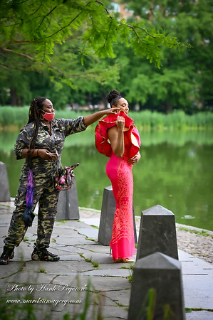Love Collection Central Park Shoot
