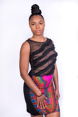 Stephanie Moye Fashion Shoot
