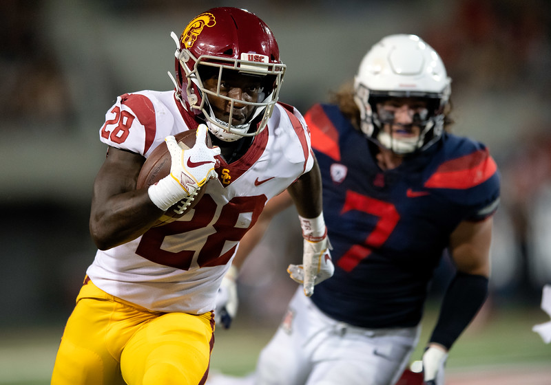 COLLEGE FOOTBALL: SEP 29 USC at Arizona