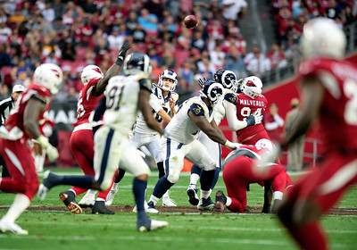 NFL: DEC 23 Rams at Cardinals