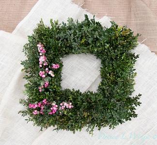 How to make a wreath_907