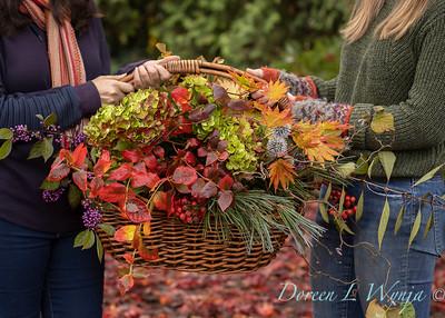 Thanksgiving vase_3707