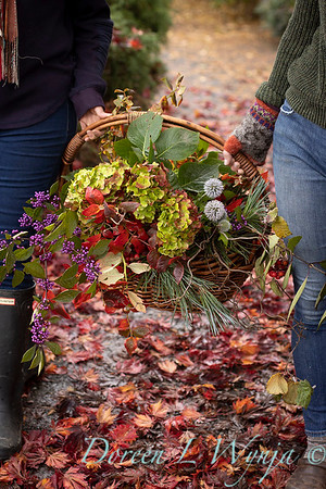 Thanksgiving vase_3702