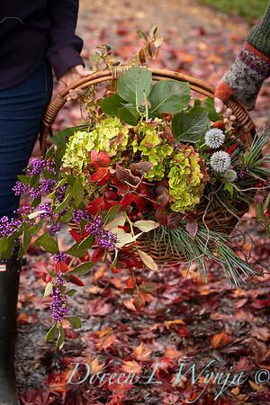 Thanksgiving vase_3701
