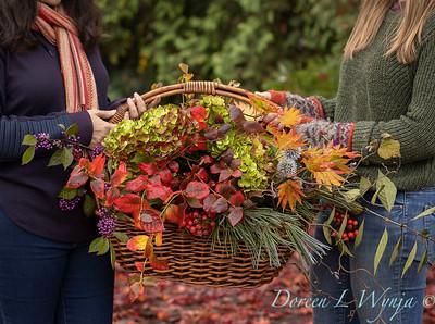 Thanksgiving vase_3708